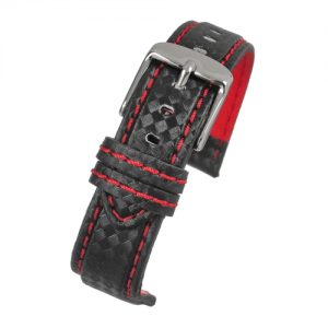 Sport Carbon Black-Red
