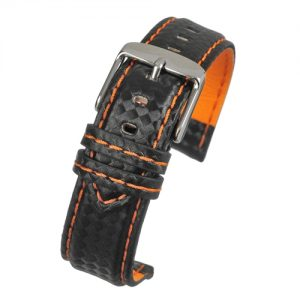 Sport Carbon Black-Orange