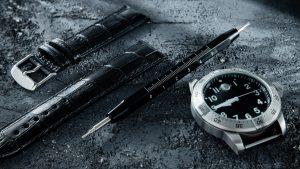 Um relógio, vários looks possíveis trocando apenas a bracelete